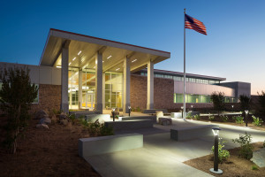 San Diego Women's Detention Facility, Location: Santee, CA, Architect: HMC Architects